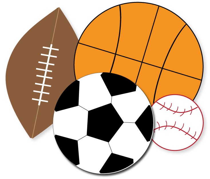 Baseball clipart hope you had a ball clip Free Sports Clipart for parties, crafts, school projects, websites ... clip