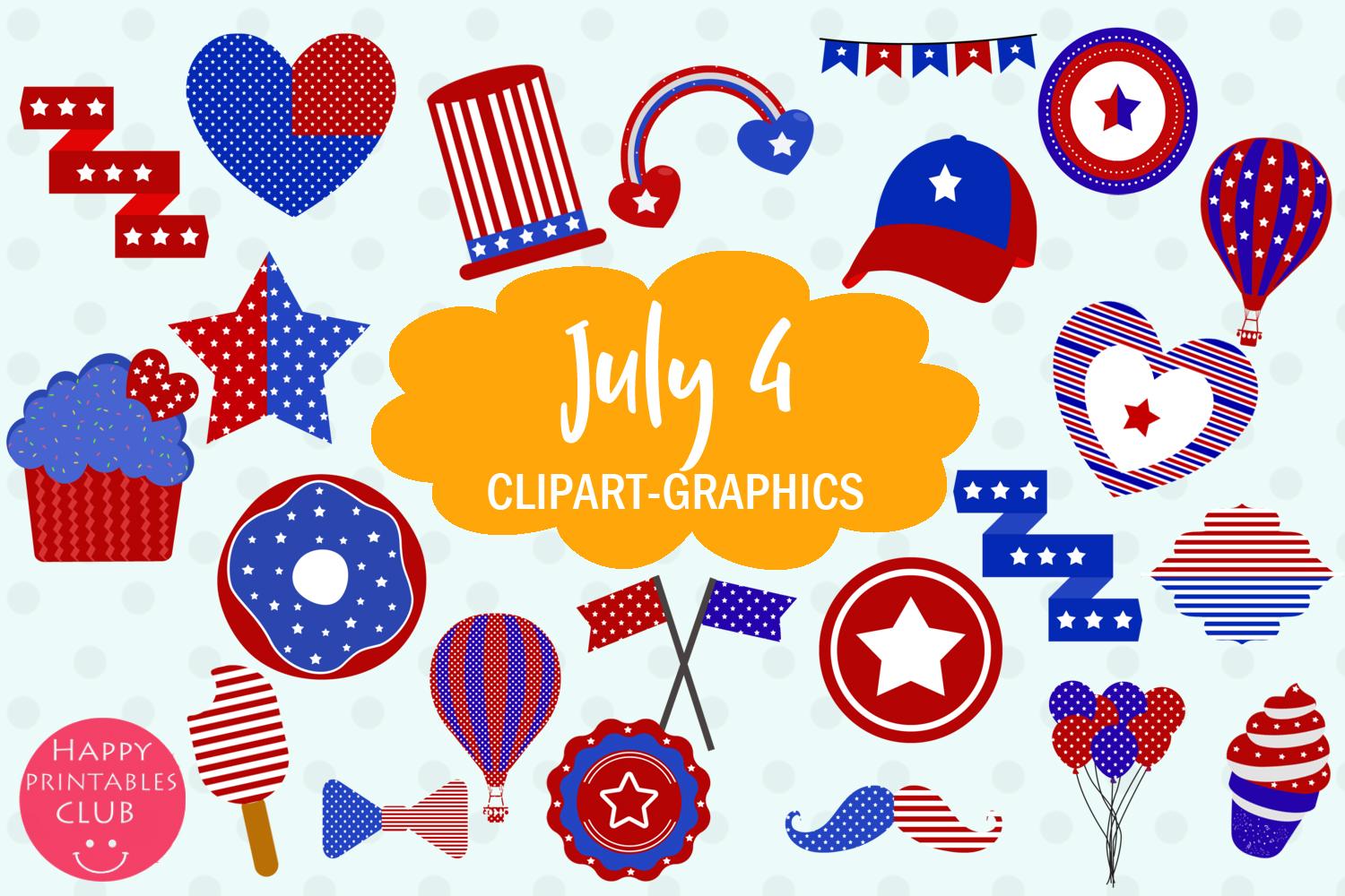 July 4 clipart graphic free download 40 July 4 Clipart Graphics-Patriotic Clipart-4 July Clipart graphic free download