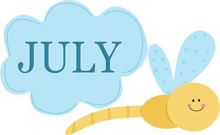 July calendar clip art clip library download July Calendar Word Clip Art   July Images:   July   Pinterest ... clip library download