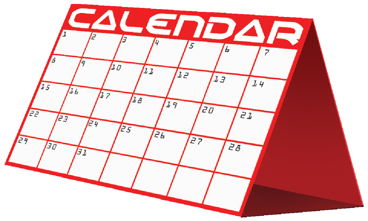 July calendar clip art jpg library stock Free July Clipart Images Pictures   Printable Calendar Templates ... jpg library stock