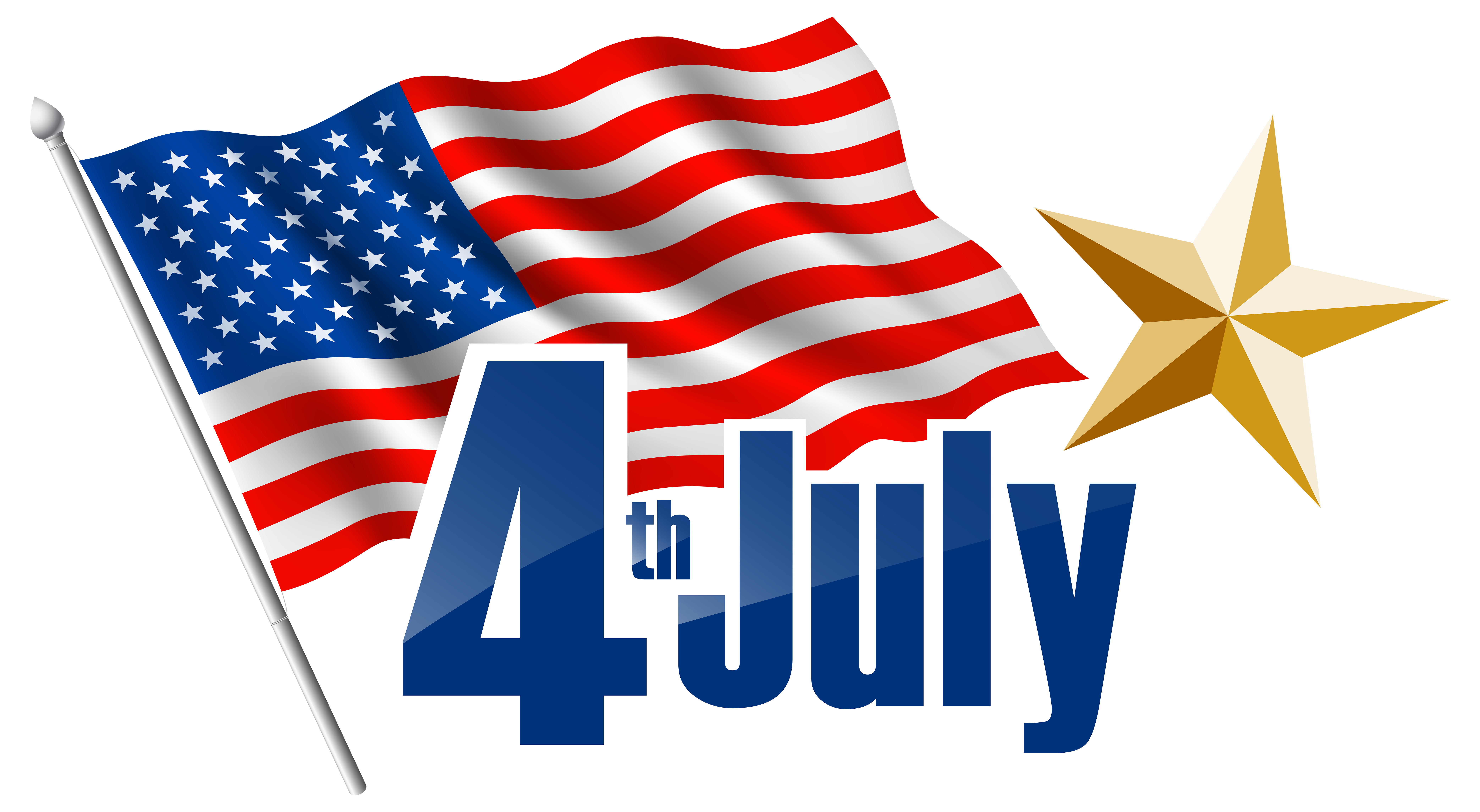 July calendar clipart picture free Free 4th Of July Clipart at GetDrawings.com | Free for personal use ... picture free