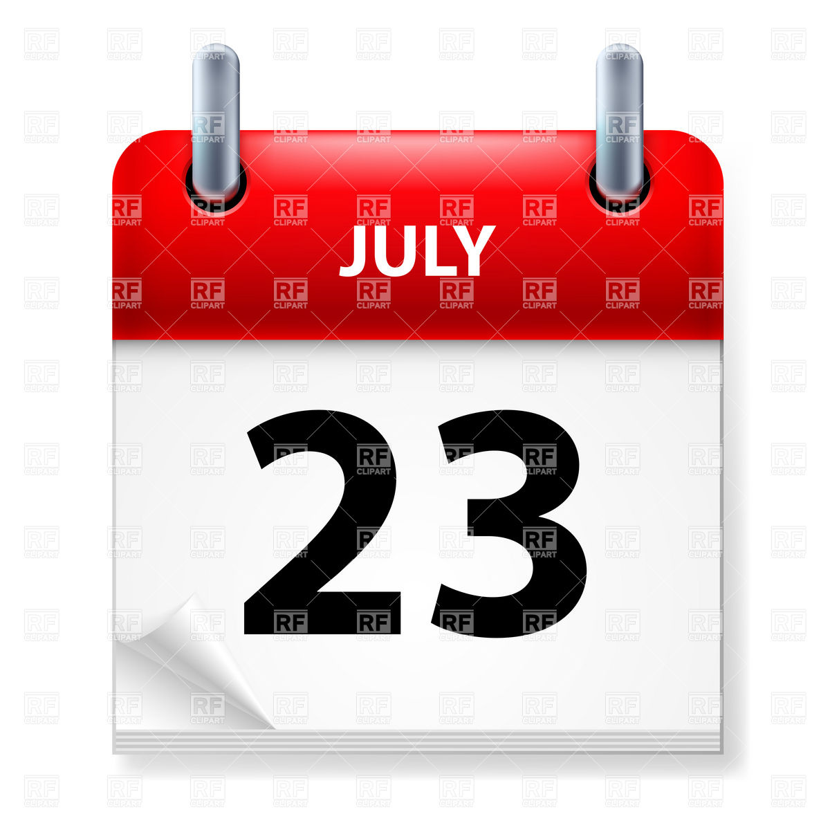 July free calendar clipart clipart library library July Calendar Clipart - Clipart Kid clipart library library