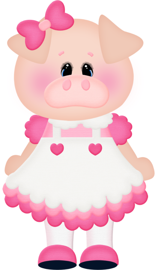 Jumbo money clipart transparent Três Porquinhos - Miss Pig.png - Minus | cute clip arts | Pinterest ... transparent