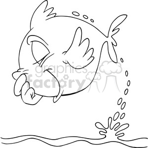 Jump up clipart black and white clipart freeuse stock swim clipart - Royalty-Free Images | Graphics Factory clipart freeuse stock