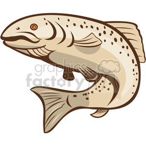 Jumping trout clipart picture transparent download rainbow trout jumping up shape clipart. Royalty-free clipart # 392366 picture transparent download