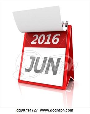 June 2016 calendar clipart graphic library stock June Of 2016 Calendar | free calendar 2017 graphic library stock