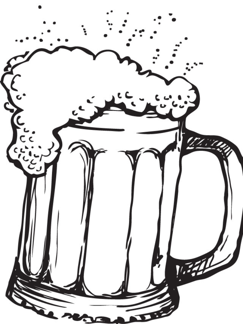 June beer clipart clipart black and white library 4th Annual Hyper-Local Craft Brewfest - Julia Shanks Food Consulting clipart black and white library