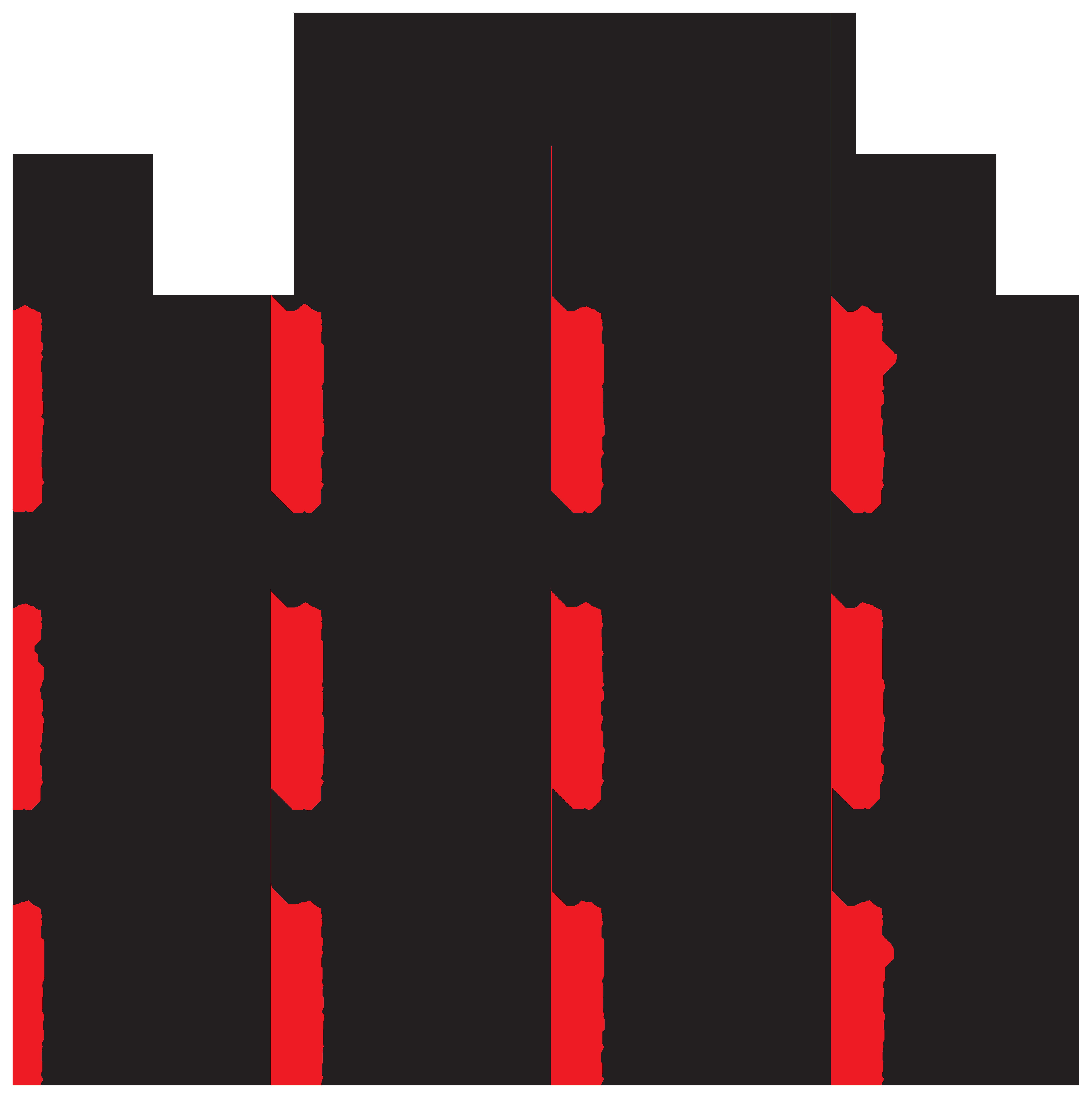 June calendar 2016 clipart graphic black and white library 2017 Calendar Transparent PNG Clip Art Image | PORTFOLIO | Pinterest ... graphic black and white library