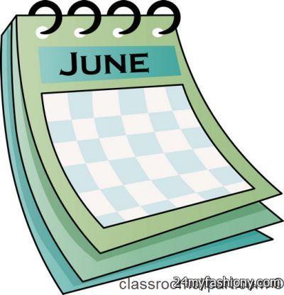 June calendar 2016 clipart clip free library June Calendar Clip Art images 2016-2017 » B2B Fashion clip free library
