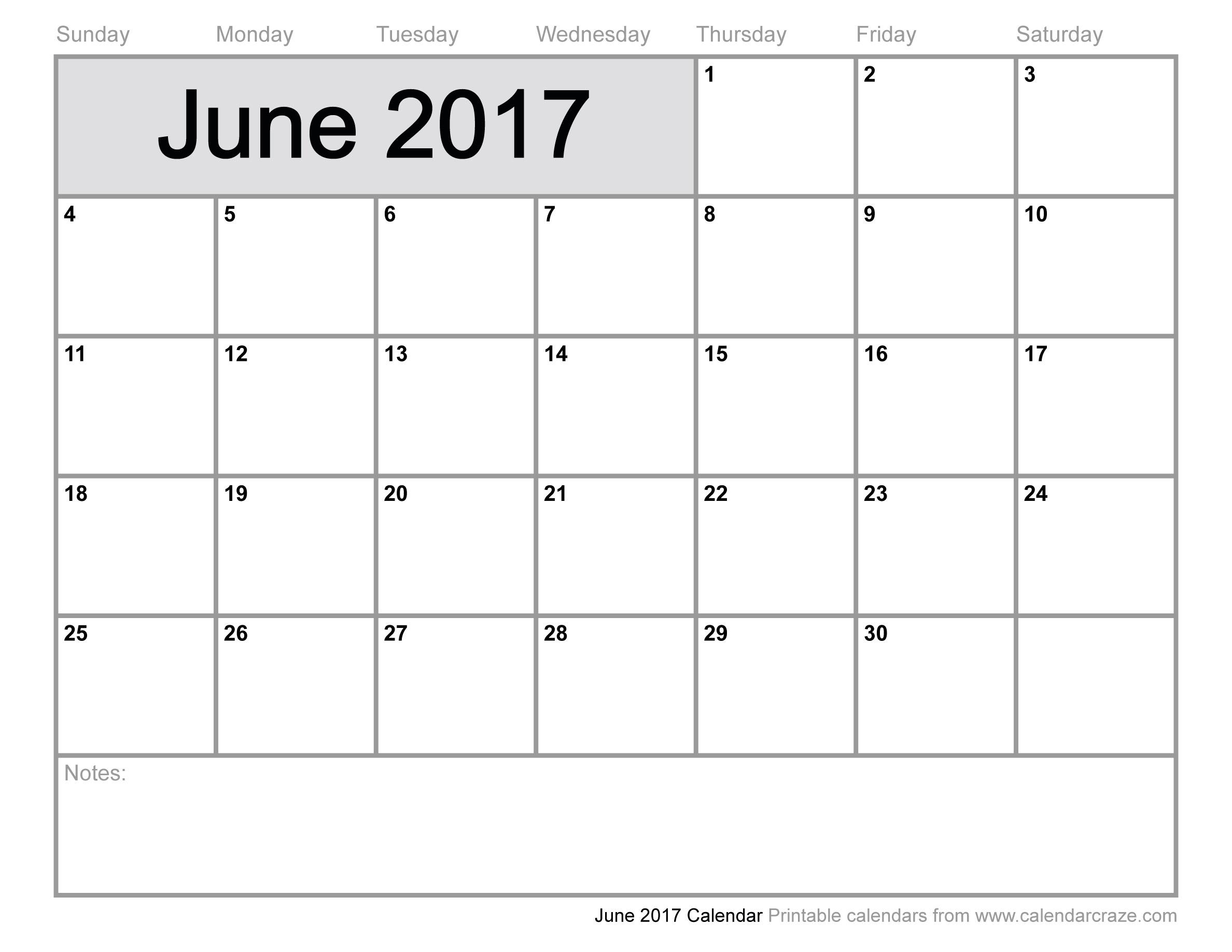 June calendar clipart picture transparent June 2017 Calendar Clipart picture transparent
