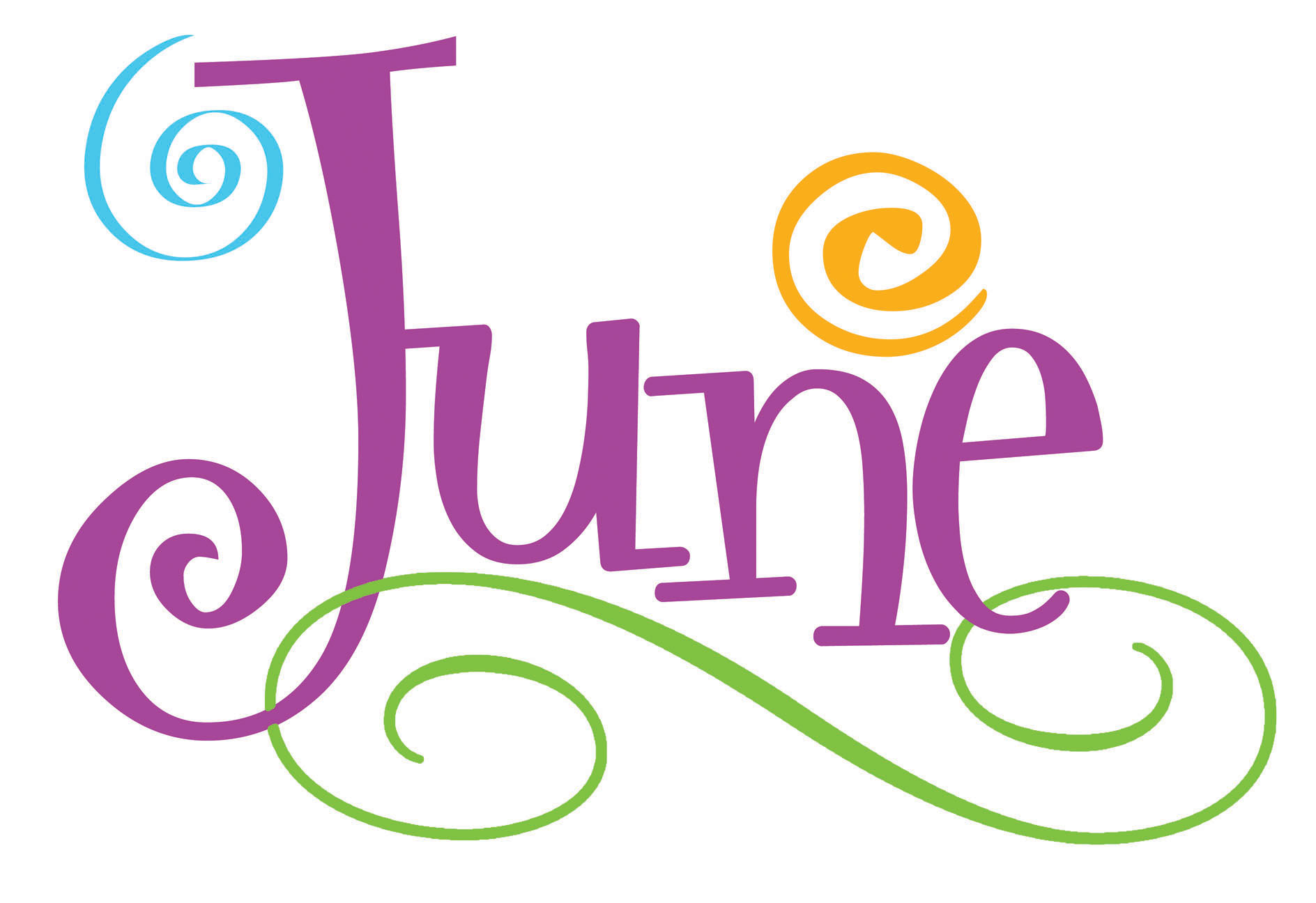 June calendar theme clipart clipart royalty free download June Food Themes | Still Learning Something New clipart royalty free download