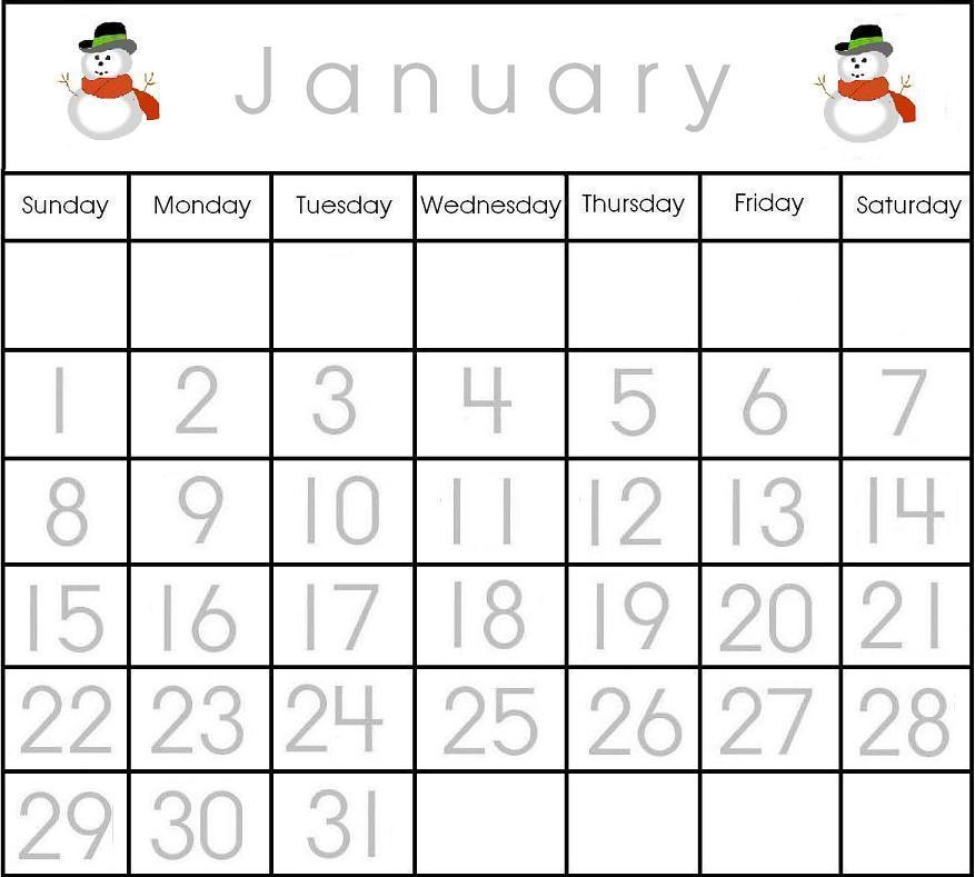 June preschool calendar clipart banner transparent Printable Preschool Calendar | My Blog banner transparent