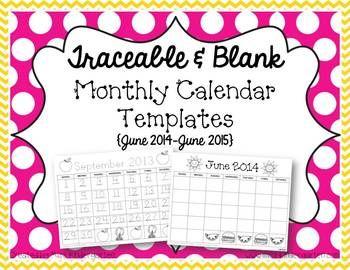June preschool calendar clipart clip library 17 Best ideas about Blank Calendar Template 2015 on Pinterest ... clip library