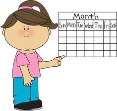 June preschool calendar clipart png freeuse library Calendar clipart preschool - ClipartFox png freeuse library