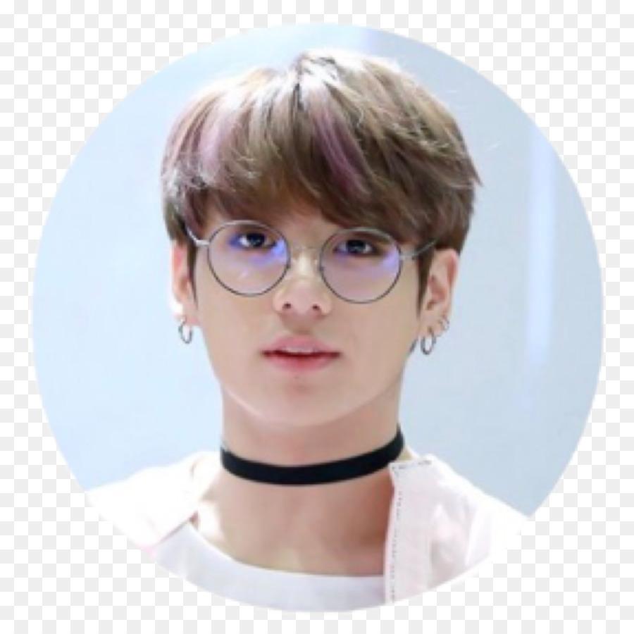 Jungkook clipart hd jpg black and white stock BTS Jungkook clipart - Glasses, transparent clip art jpg black and white stock
