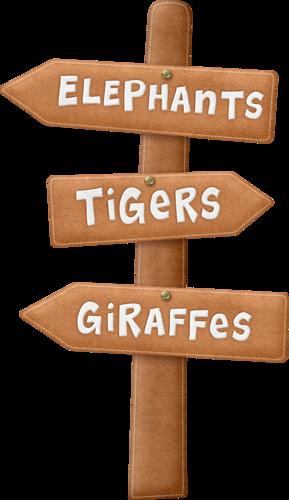 Jungle animal signs clipart banner free library Jungle Fun -- Zoo | school decor | Zoo decor, Jungle clipart ... banner free library