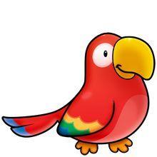 Jungle bird clipart transparent library Jungle bird clipart 6 » Clipart Portal transparent library