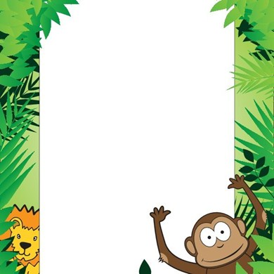 Jungle border clipart png free stock Free Jungle Cliparts Frames, Download Free Clip Art, Free ... png free stock