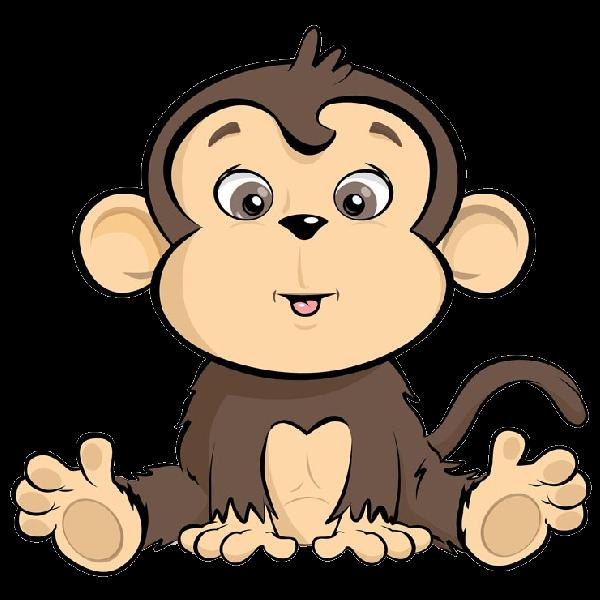 Monkey reading a book clipart clip free download Cartoon Monkeys | ОБЕЗЬЯНКИ | Pinterest | Cartoon monkey, Monkey and ... clip free download