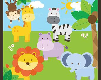 Jungle safari clipart free clip art freeuse library Free Safari Cliparts, Download Free Clip Art, Free Clip Art ... clip art freeuse library
