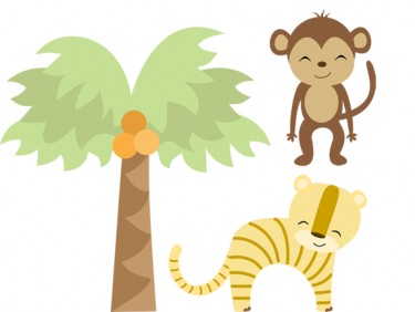 Jungle safari clipart free graphic transparent download 14+ Free Jungle Clip Art   ClipartLook graphic transparent download