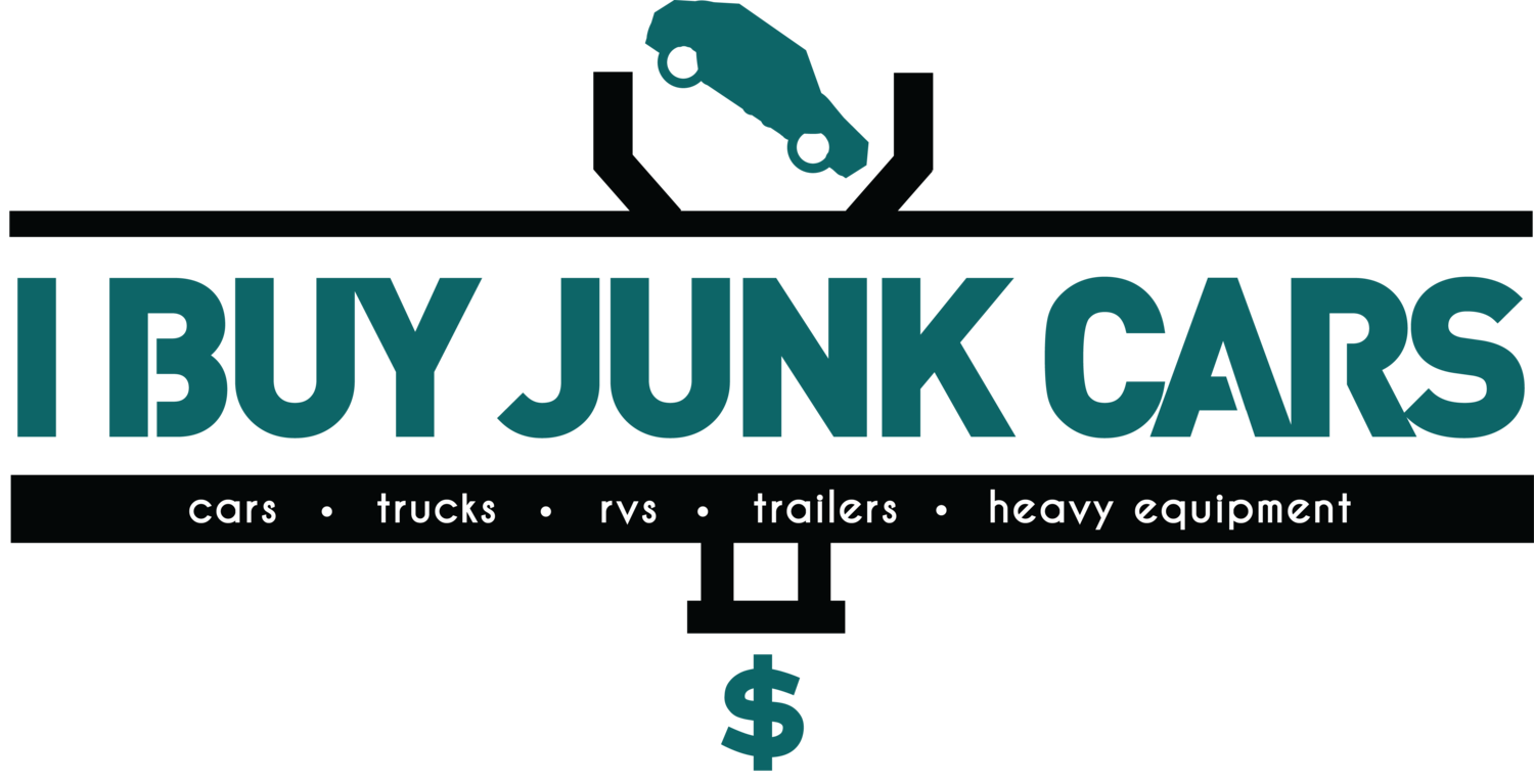 Junky car clipart black and white library I Buy Junk Cars Phoenix, AZ black and white library