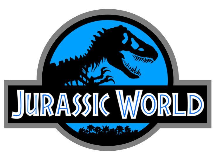 Jurassic park logo clipart jpg library Jurassic world raptor clipart - ClipartFest jpg library