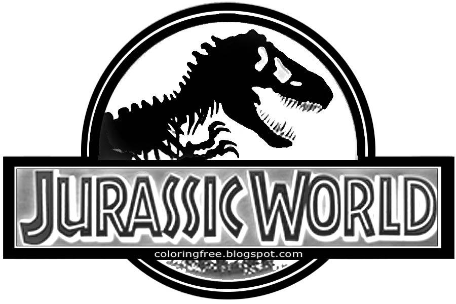 Jurassic park logo clipart clip art freeuse library Lego jurassic world clipart - ClipartFest clip art freeuse library