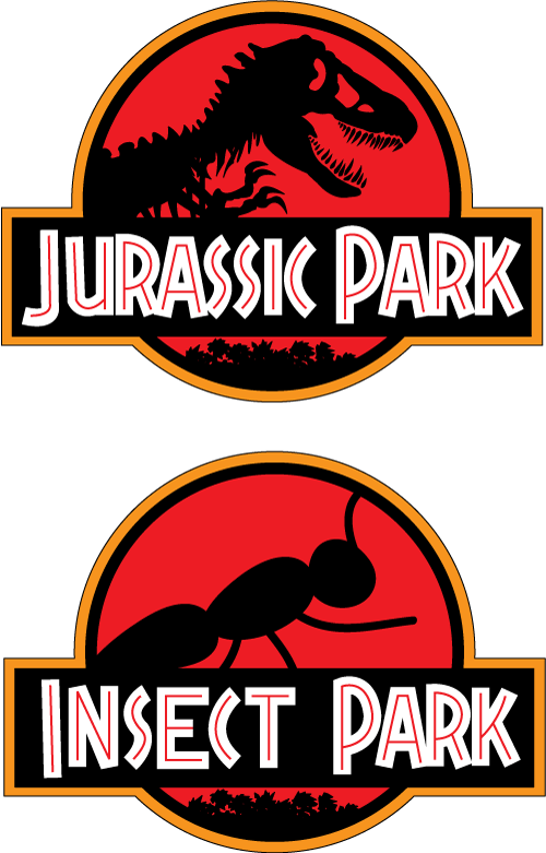 Jurassic park logo clipart graphic freeuse library SJV Lettering and Logos [Archive] - Digital Webbing Forums graphic freeuse library