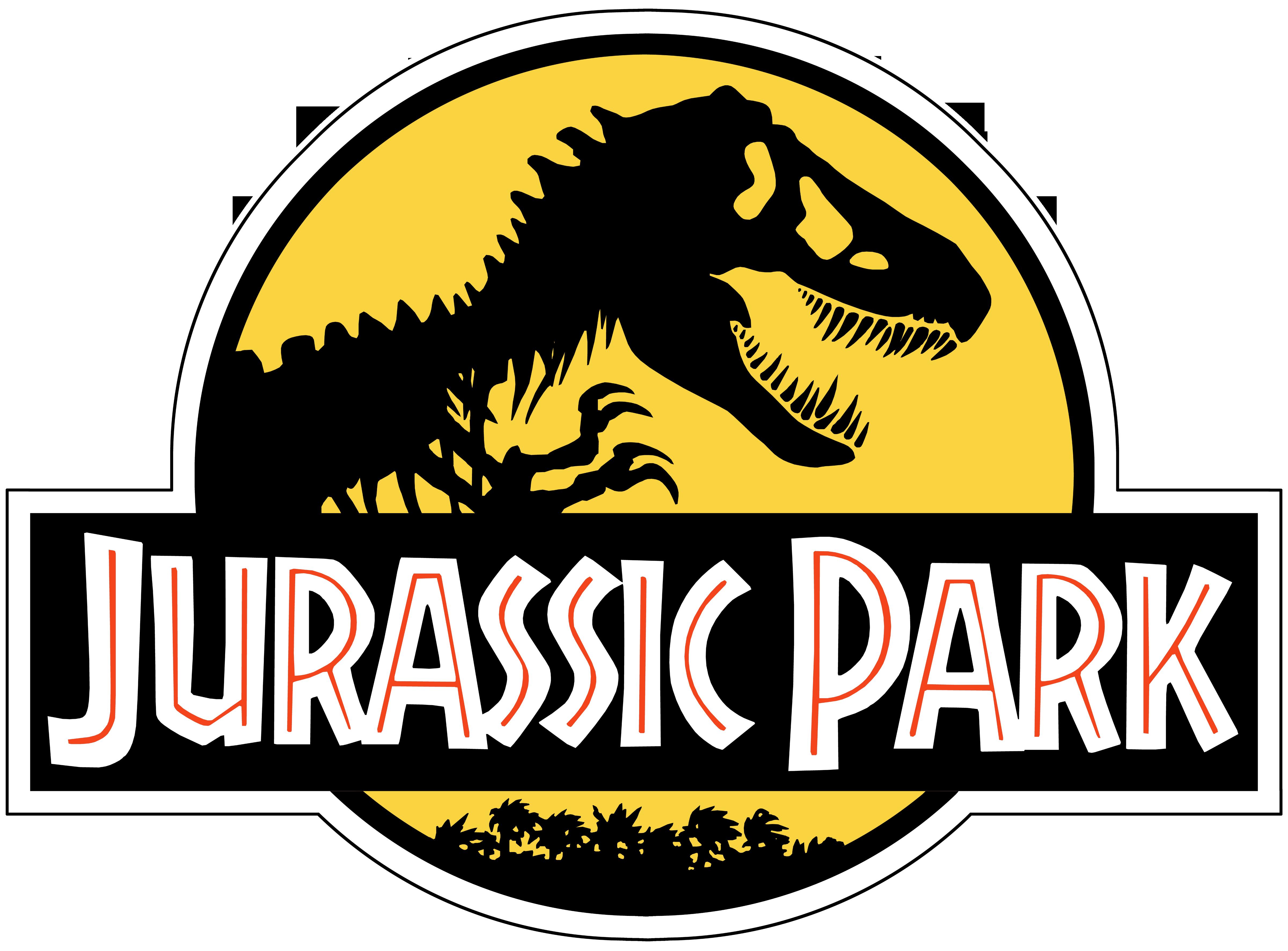 Jurassic park logo clipart jpg transparent download Jurassic clipart - ClipartFest jpg transparent download