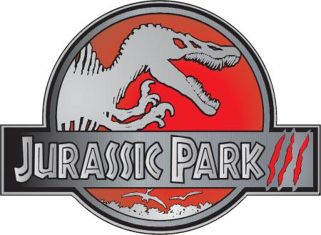 Jurassic park logo clipart banner transparent library Jurassic park 3 clipart - ClipartFox banner transparent library