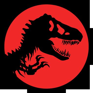 Jurassic park logo clipart clip art black and white library Jurassic park dinosaur clipart - ClipartFest clip art black and white library