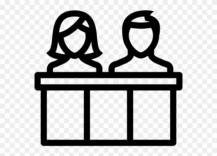 Jury images clipart vector royalty free download Icon Jury Png Clipart (#985104) - PinClipart vector royalty free download