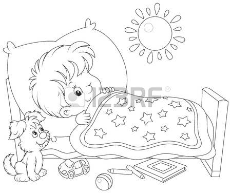 Just woke up clipart black and white svg transparent Waking Up Clipart Black And White (103+ images in Collection ... svg transparent