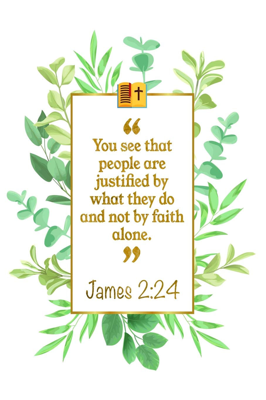 Justified by faith clipart clipart You See That People Are Justified By What They Do And Not By ... clipart