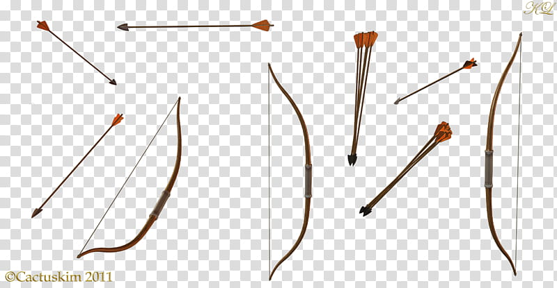 K l clipart image freeuse download Assorted Bows and Arrows KL, bow and arrow transparent ... image freeuse download