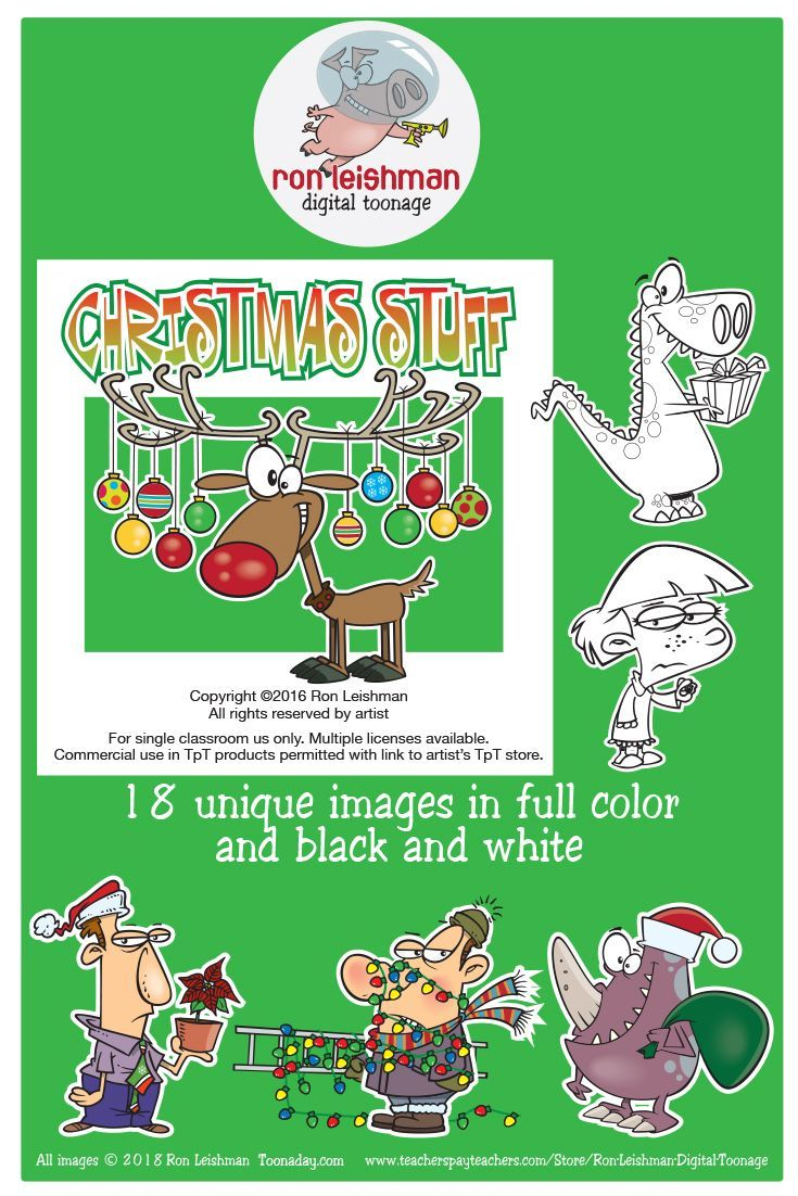 K link clipart clip black and white download Christmas Stuff Cartoon Clipart | Best of Teachers Pay ... clip black and white download