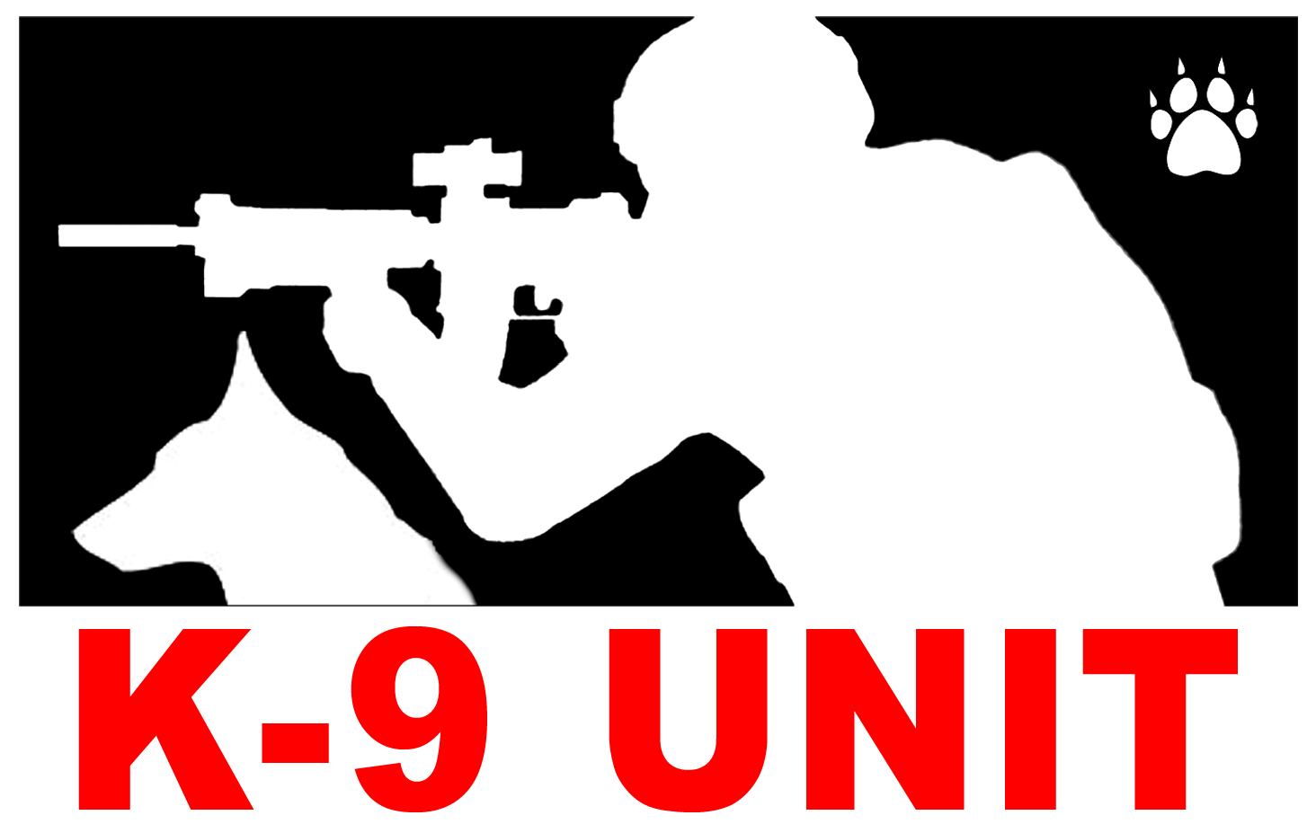 K9 dog clipart image royalty free K9 Unit - Major League image royalty free