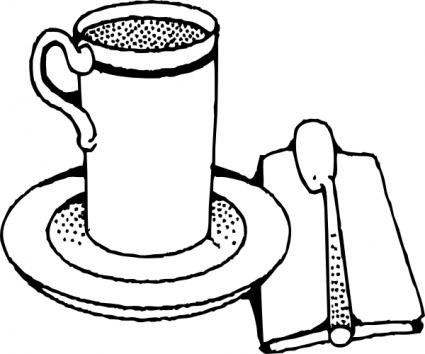 Kaffee trinken clipart svg stock Kaffee trinken, automatische Tall cliparts, kostenlose clipart ... svg stock