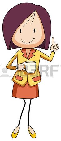 Kaffee trinken clipart graphic library Kaffeetrinken Lizenzfreie Vektorgrafiken Kaufen: 123RF graphic library