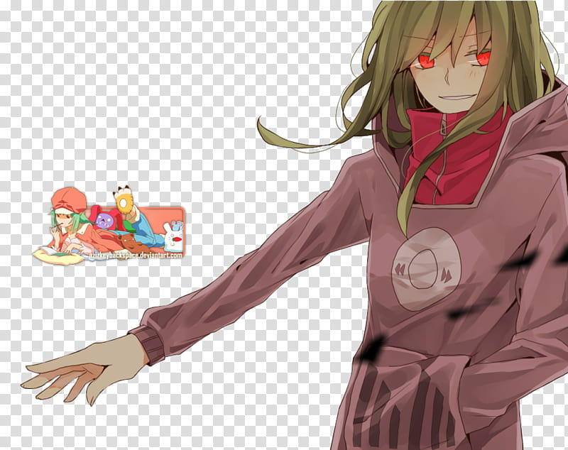 Kagerou project clipart picture black and white download Tsubomi Kido (Kagerou Project), Render transparent ... picture black and white download