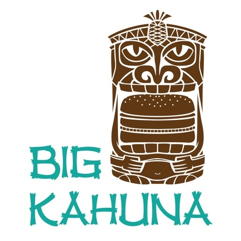 Kahuna clipart clip freeuse download Drop Off Menus — BIG KAHUNA Catering clip freeuse download