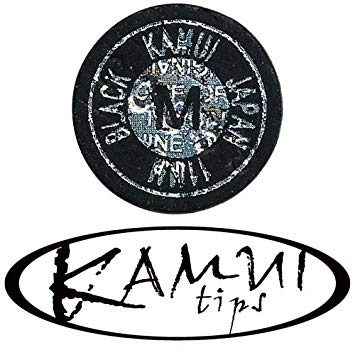 Kamui tips clipart black and white stock Kamui Black Tip (11mm, Medium) black and white stock