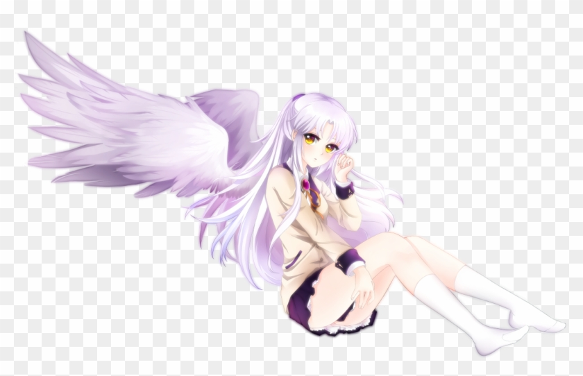 Kanade tachibana clipart clip royalty free stock Kanade Tachibana Pic - Kanade Angel Transparent, HD Png ... clip royalty free stock