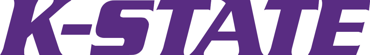 Kansas state logo clipart png png black and white File:Kansas State Athletics wordmark.png - Wikimedia Commons png black and white