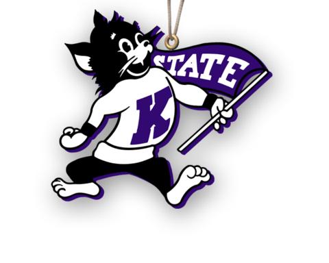 Kansas state logo clipart png jpg transparent download Kansas State Wildcats – ZVerse - 3D Printed Licensed Products jpg transparent download