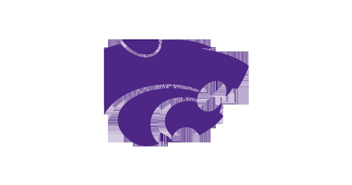 Kansas state logo clipart png royalty free 2017 Kansas State Wildcats Football Schedule | K-State royalty free