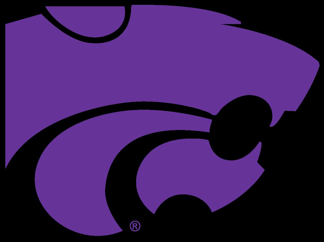 Kansas state university logo clipart clipart stock Kansas state wildcat clipart - ClipartFest clipart stock
