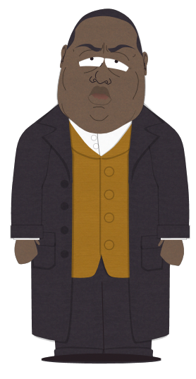 Kanye south park clipart clip art free download Christopher Wallace | South Park Archives | FANDOM powered ... clip art free download