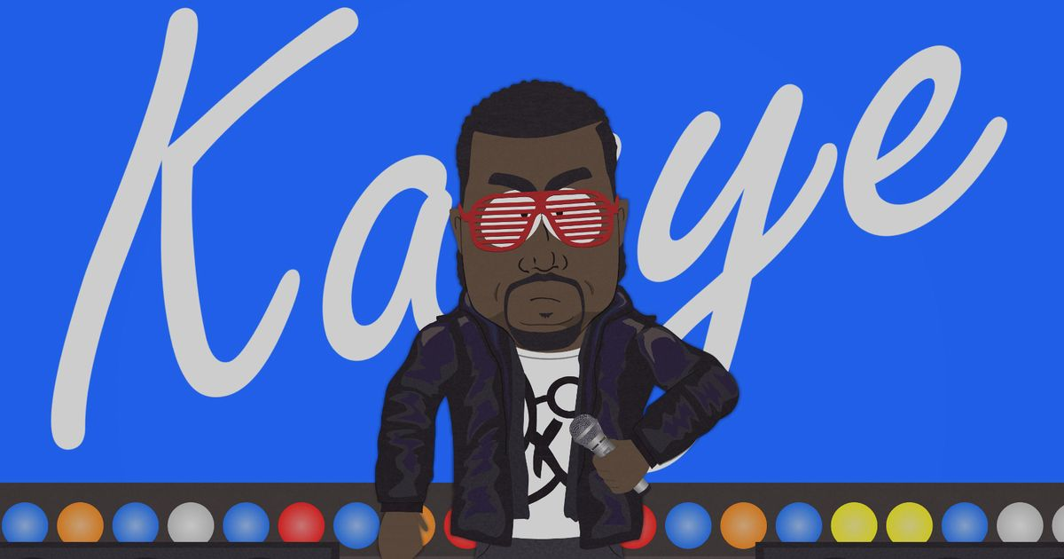 Kanye south park clipart jpg transparent download South Park\'s top 10 celebrity cameos revealed as show turns ... jpg transparent download